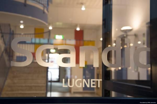 Hotel Scandic Lugnet