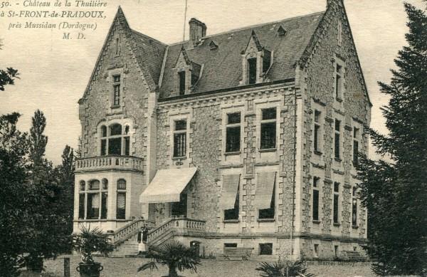 Hotel Château La Thuilière