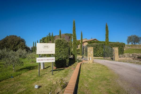 Hotel Agriturismo Le Ragnaie