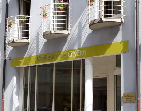 Hôtel Résidence CityZen