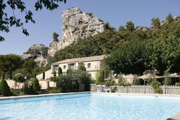 Hotel Baumanière Les Baux de Provence