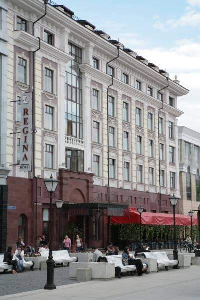 Hotel Regina Peterburgskaya
