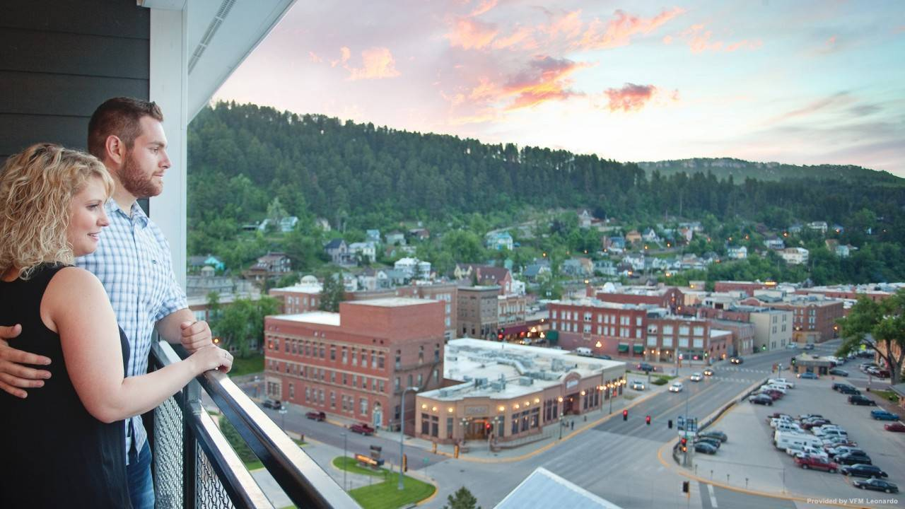 Holiday Inn Resort Deadwood Mountain Grand Usa Bei Hrs Mit Gratis Leistungen