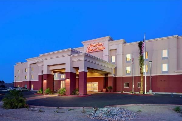 Hampton Inn - Suites Blythe CA