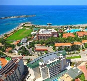 Hotel Justiniano Club Park Conti – All Inclusive