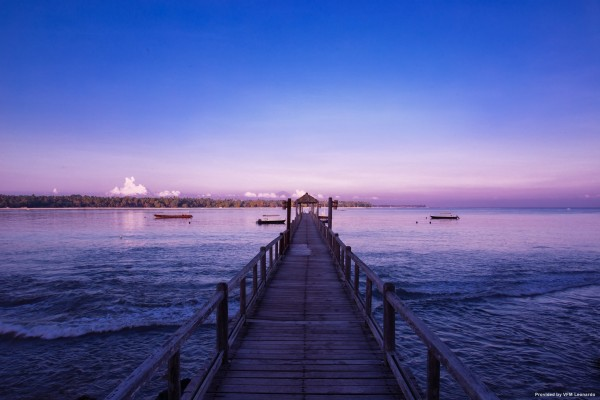 Hotel Lombok The Oberoi Beach Resort