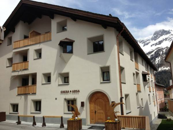 Ches'Arsa Lodge by Hotel Albana