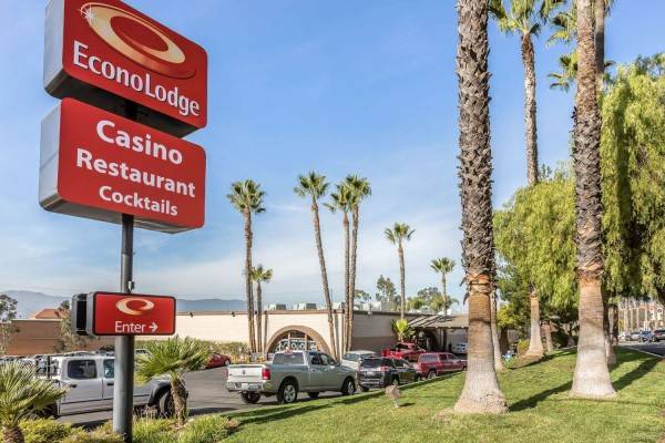 Hotel Econo Lodge Lake Elsinore Casino