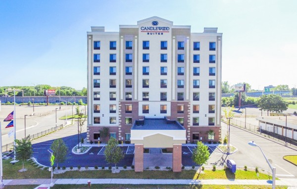 Hotel Candlewood Suites HARTFORD DOWNTOWN