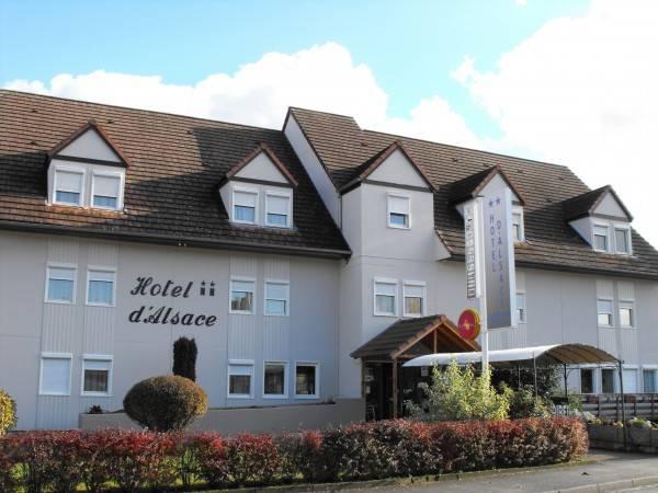Hôtel d Alsace