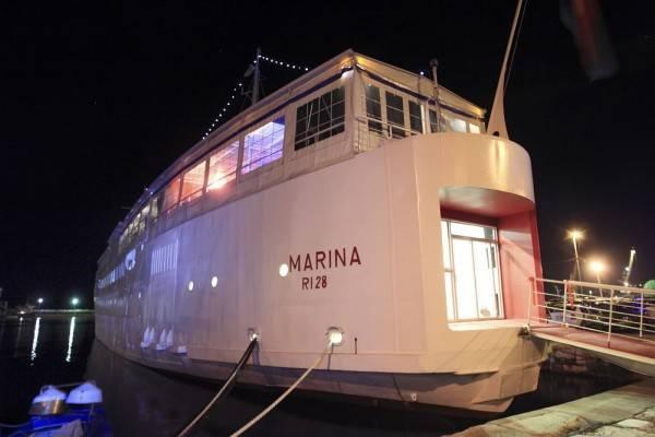 Hotel Botel Marina