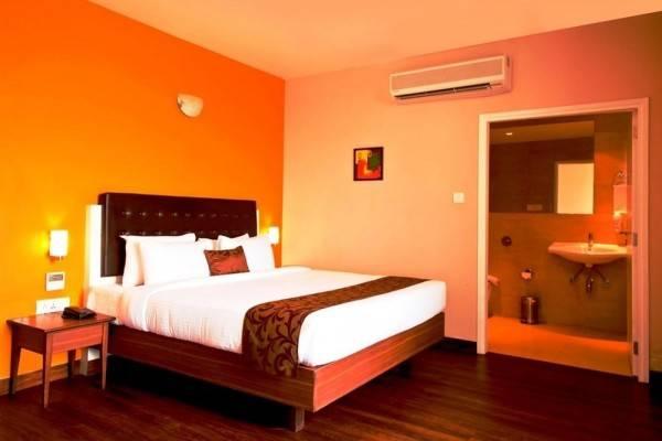 Mango Hotels Samed - Agra Sikandara