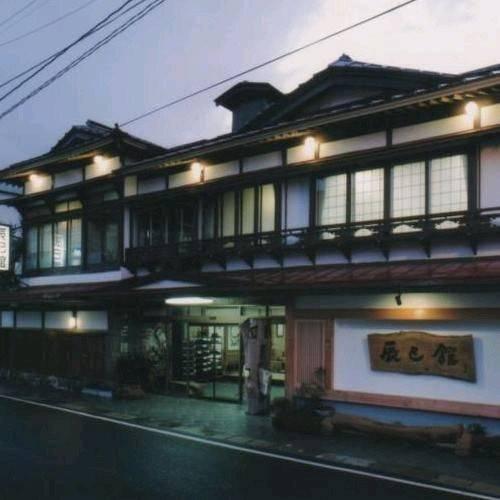 Hotel (RYOKAN) Asamushi Onsen Tatsumikan