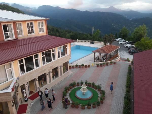 Hotel Zarha Mountain Resort&SPA Center-Sürmene Trabzon