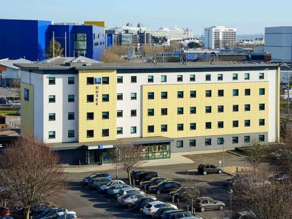 Hotel ibis budget Southampton Centre