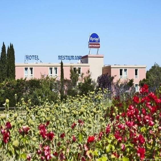 BRIT HOTEL MARSEILLE AEROPORT