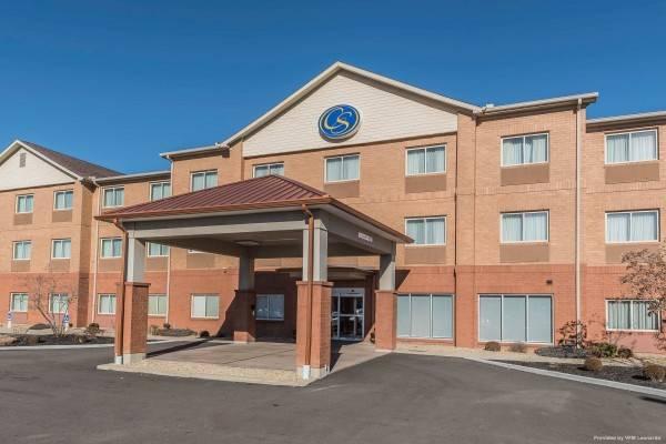 Hotel Comfort Suites Mason