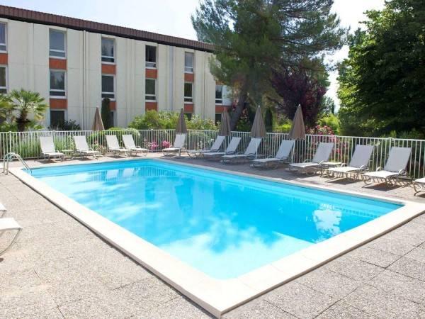 Hotel Novotel Aix-en-Provence Beaumanoir Les 3-Sautets