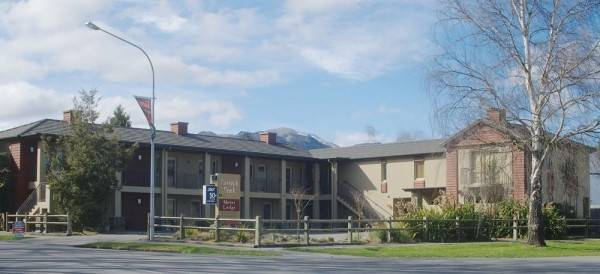 Hotel Tussock Peak Motor Lodge