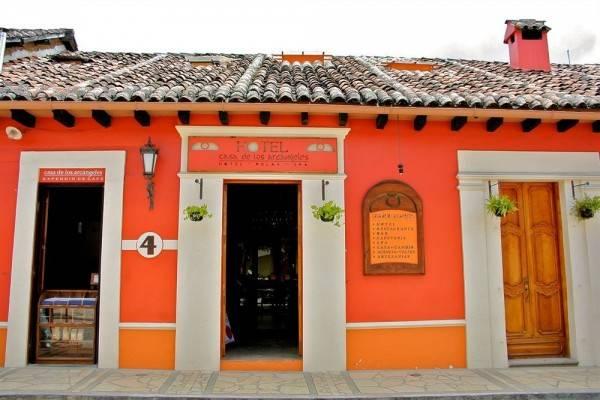 Hotel Boutique Casa de los Arcangeles