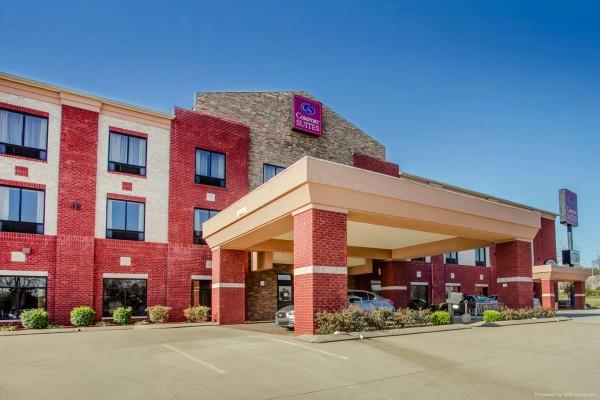 Hotel Comfort Suites Portland