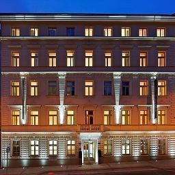 Hotel Red&Blue Design