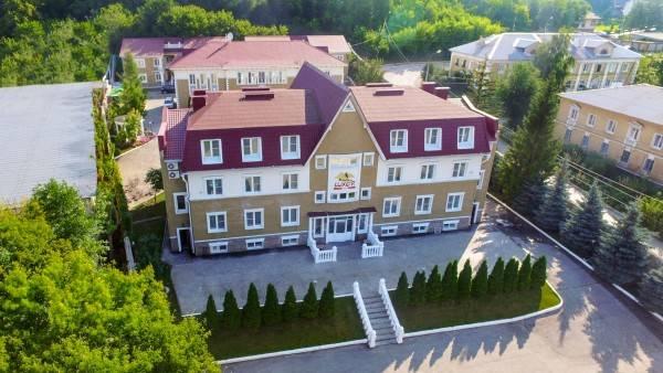 Hotel Моя Глинка