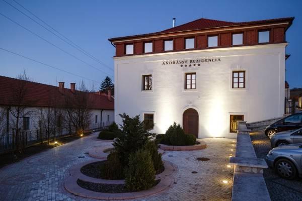 Hotel Andrássy Residence Wine & Spa