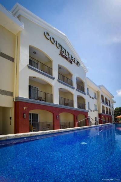 Hotel Courtyard Bridgetown Barbados