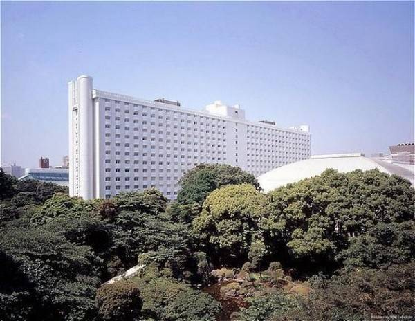 Hotel Grand Prince Shin Takanawa