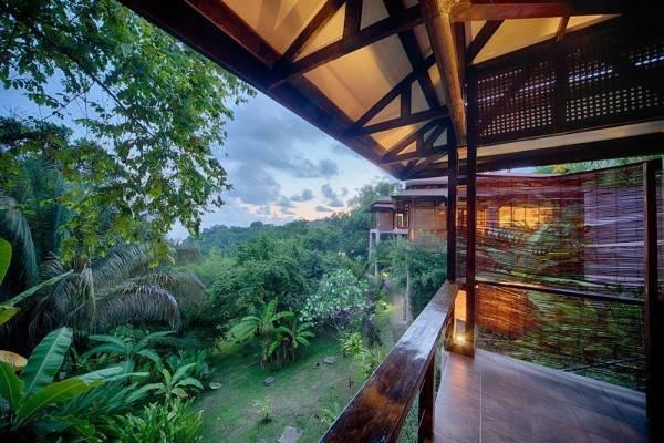 Hotel Tiki Villas Rainforest Lodge & Spa