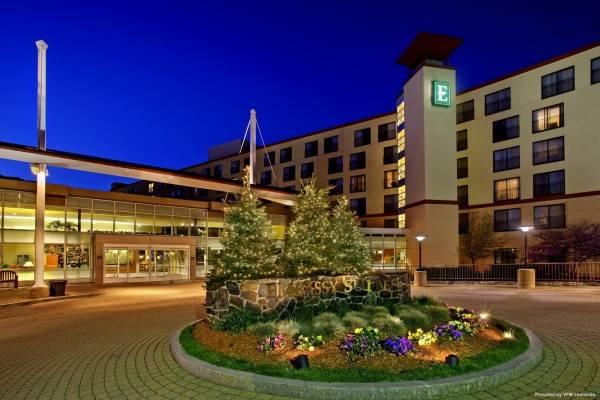 Hotel Embassy Suites by Hilton Boston Marlborough