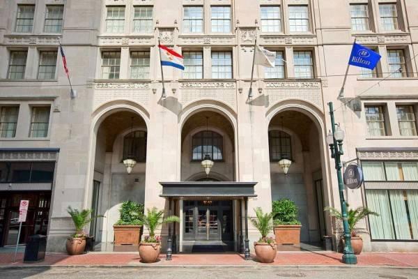 Hotel Hilton New Orleans St Charles Avenue