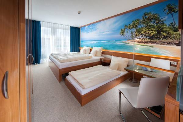 Hotel Victory Gästehaus Therme Erding