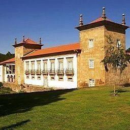 Hotel Casa da Lage Manor House