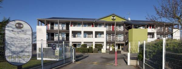 B&B Hotel Nantes Parc Expos La Chapelle