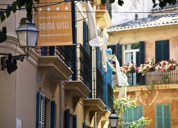 Hotel Palma Suites