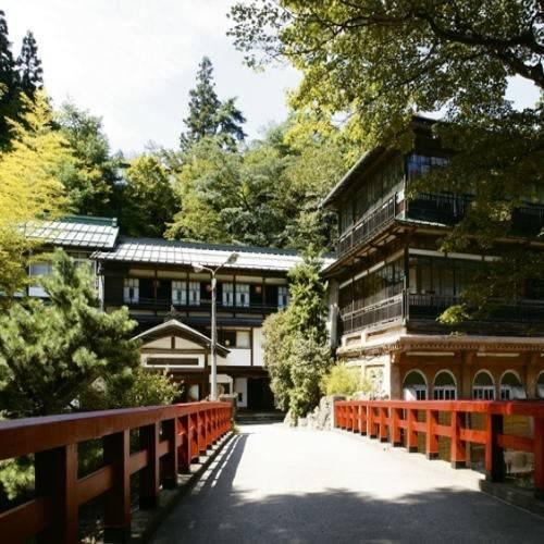 Hotel (RYOKAN) Shima Onsen Sekizen Honkan