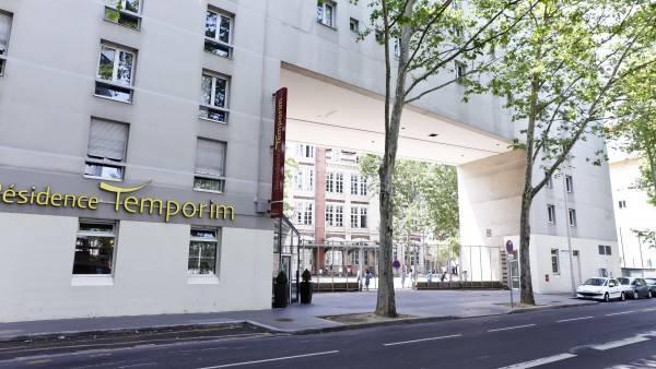 Hotel Temporim Lyon Part Dieu Résidence d'affaire