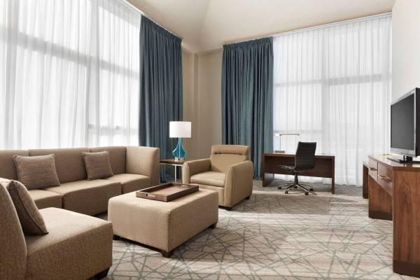 Hotel Embassy Suites by Hilton Brea North Orange County
