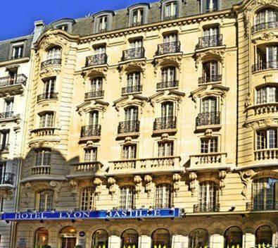 Hotel Lyon Bastille