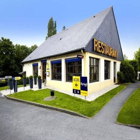 Hotel Kyriad - Angers Ponts-De-Ce