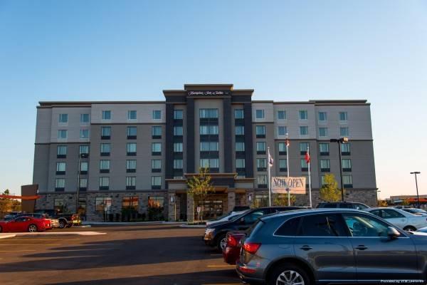 Hampton Inn & Suites by Hilton Bolton ON Canada
