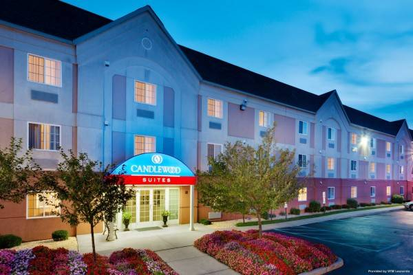 Hotel Candlewood Suites NANUET-ROCKLAND COUNTY