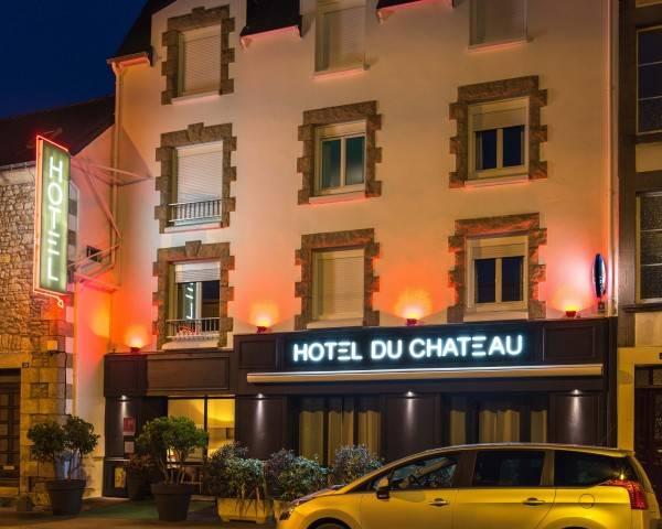 Pontivy Hôtel du Château The Originals City (ex Inter-Hotel)