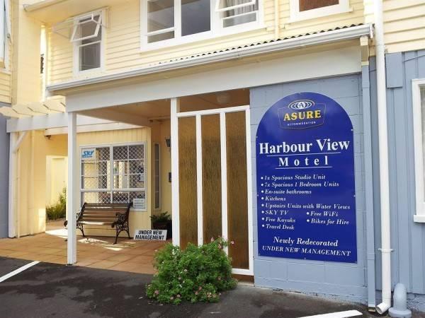 Asure Harbour View Motel