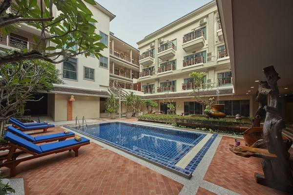 Hotel The AGATE Pattaya Boutique Resort