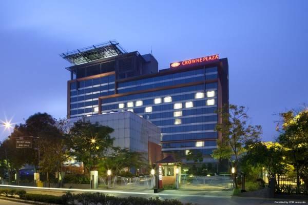 The Oterra Hotel Electronics City