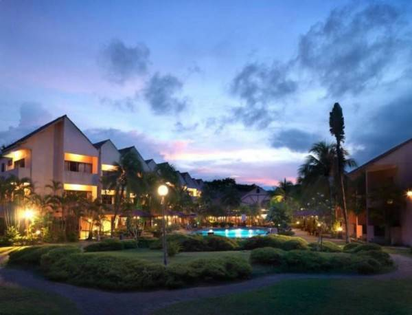 Hotel Holiday Villa Beach Resort & Spa Cherating