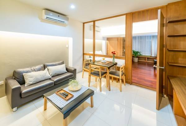 Hotel Laemtong Serviced Apartment